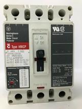 Westinghouse Trip Breaker HMCP015E0C 15A A Amp Ser C 600Vac 3 Pole - $15.85