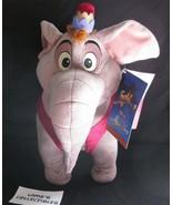 ShopDisney Store Authentic Elephant Abu plush Doll Aladdin Halloween 13.... - $32.77