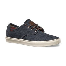 VANS Ludlow (Wellworn) Black Antique Casual Skate MEN'S 6.5 WOMEN'S 8 - $44.95