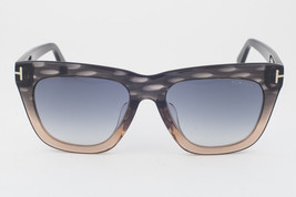 Tom Ford Anoushka Gray Peach / Gray Gradient Sunglasses TF371 20B 57mm image 2
