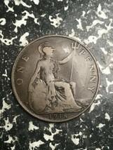 1918 Great Britain 1 Penny Lot#L5171 - $4.00