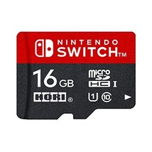 [Nintendo Switch support: micro SD card 16 GB for Nintendo Switch - $43.05
