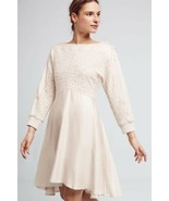 New Anthropologie Noa Dolman Dress by Holding Horses SMALL NATURAL $158 - $41.58