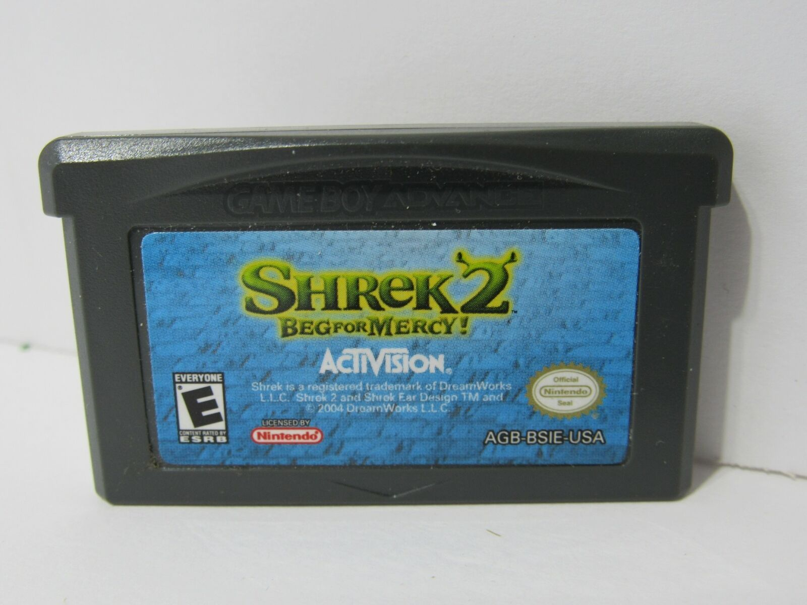 Lot of 3 Game Boy Advance Shrek Games 1-3 | Tested and Working | CARTRIDGE ONLY image 4