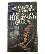WILL EISNERS The SPIRIT Casebook of TRUE HAUNTED HOUSES & GHOSTS 1976 Pa... - $24.74