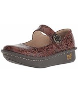 Alegria Womens Paloma Yeehaw Brown 38 M EU/8-8.5 BM US - $118.88