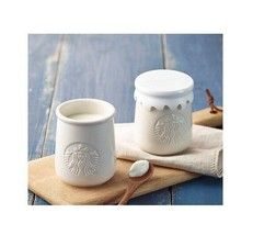 Starbucks Korea 2019 Mini Yogurt Jar 2 Pcs - $14.85