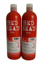 TIGI Urban Anti Dotes Shampoo & Conditioner Resurrection Set 25.36 OZ ea - $48.86