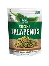 Fresh Gourmet Crispy Jalapenos, Lightly Salted, 3.5 Oz Pack Of 6 image 2