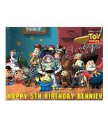 Toy Story Buzz, Woody, Jessie Edible Cake Image Cake Topper - $8.98+