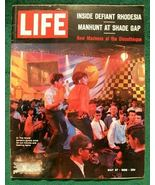 """LIFE Magazine ~ May, 27, 1966     """"New Madness at the Discoteque""""  /  Rh... - $5.00"""