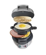 Hamilton Beach 25475A Breakfast Sandwich Maker - $34.73