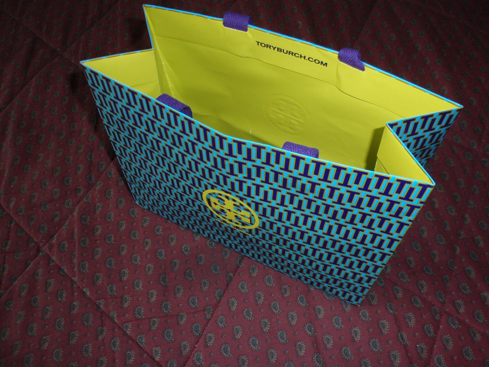 11139540458f TORY BURCH Gift Shopping Bag Sack - Size 12 and 50 similar items. S l1600