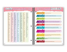 Dated Elementary Student Planner 2020-2021 Academic School Year, 8.5x11 inch Blo image 6