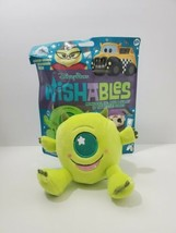 Disney Parks Wishables Monsters Inc Mike Wazowski Plush Limited Release 2020 - $23.95