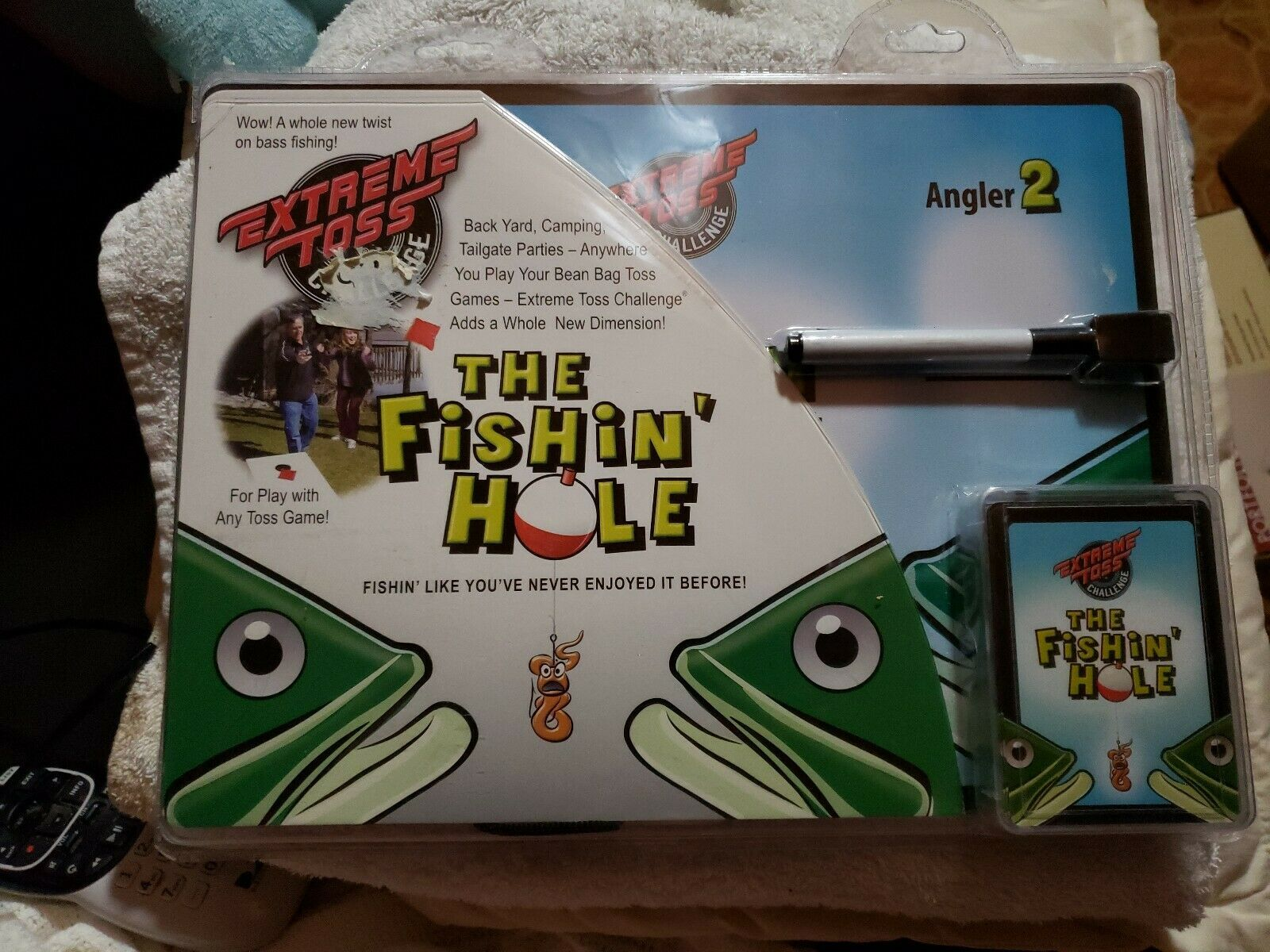 The Fishin' Hole Extreme Toss Game