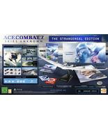 Ace Combat 7 Skies Unknown The Strangereal Edition PS4 Collector's EU IM... - $419.98