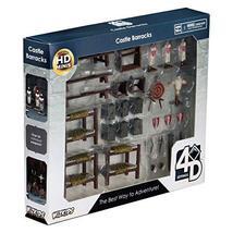 WizKids 4D Settings: Castle Barracks (WK73923) - $40.00