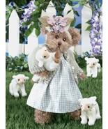 """Bearington Bears """"Mary & Little Lamb"""" 14"""" Plush Bear- #1463 - New - 2004 - $39.99"""