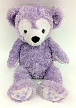 "Disney Duffy Purple Mickeys Teddy Bear Hidden Plush Stuffed 17"" NEW - $493.46 CAD"