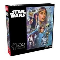 Star Wars Celebration - Limited Edition - A New Hope - 500 Piece Jigsaw ... - $25.60