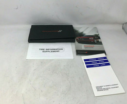 2013 Dodge Charger Owners Manual Handbook Set with Case Z0A0260 - $29.69