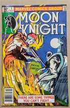 Moon Knight  #5 High Grade Bronze Age Collectible Comic 1980 Series Marvel! - $23.99