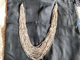 HANDMADE BEADED NEACKLACE JEWELLERY - $18.70
