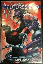 The New 52: Futures End #1 Dc Comics 2014 Fan Expo Exclusive Variant - $19.60