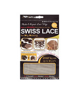 """Qfitt Swiss Lace for Wig Making 15""""x15"""" Big Size #5012 Natural Skin Tone - $5.89"""