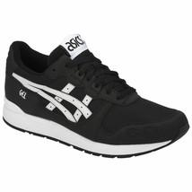 ASICS Tiger GEL-LYTE Men Shoes Athletic Sneaker 1193A026 Black/White Sz ... - $59.95