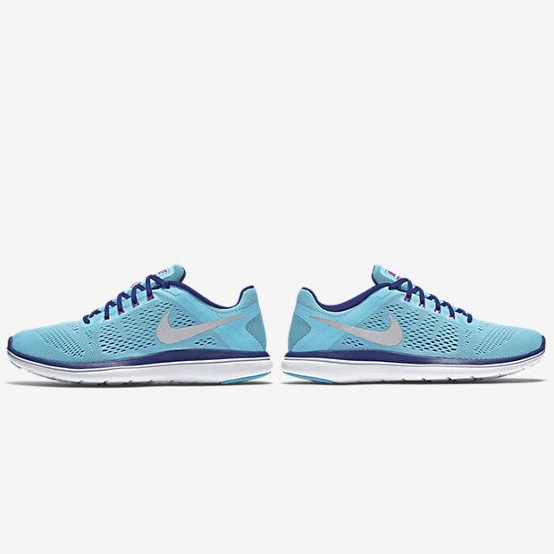 best cheap 57fb9 85342 Women s Nike Flex 2016 RN Running Shoes, 830751 400 Mult Sizes Gamma Blue  Concor