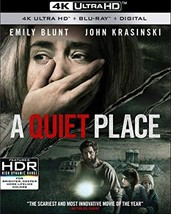 A Quiet Place [4K Ultra HD + Blu-ray]