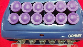 Conair Curl Innovation  Hot Rollers W/ Heated Clips Display Model HS33R - $18.00