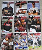 2007 Arizona Diamondbacks Insider Magazine Dbacks MLB Baseball - Your Choice - $3.99