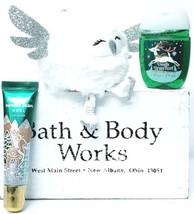 Bath & Body Works Vanilla Bean  Shimmer Lip Gloss, Pocketbac, Owl Pom Ho... - $21.29