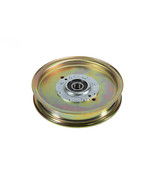 Flat Idler Pulley fits Exmark 126-9189 114-5895 116-4670 1269189 1145895... - $35.23