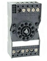 NEW RELSCO S3-B RELAY SOCKET, 11-PIN, 10A, 300/380V, S3B