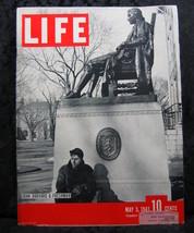 Life Magazine May 5, 1941 John Harvard and Freshman - $9.99
