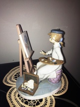 Lladro ~ Still Life # 5363 ~ Mint Condition ~ aka Painter - $350.00