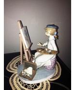 Lladro ~ Still Life # 5363 ~ Mint Condition ~ aka Painter - $350.00