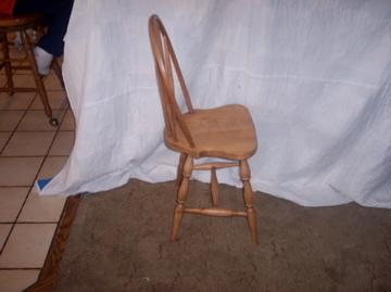 Maple Dinette Chair/Sidechair