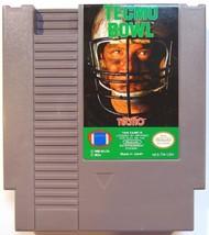 Tecmo Bowl (Nintendo Entertainment System, 1989) NES GAME TESTED - $12.74