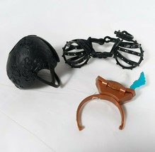 Monster High Doll Accessories Head Band, Helmet and Shoulder Accessory - $9.99