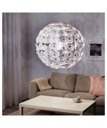"""IKEA GRIMSAS Pendant lamp White,32"""" Projects patterns onto the ceiling ... - $105.18"""