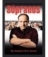 The Sopranos Complete First Season (1999, VHS) James Gandolfini - $15.00