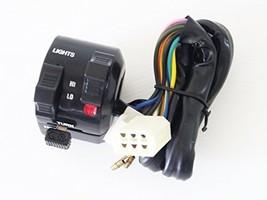 Yamaha XT250 ('80-'83) XT500 ('77-'81) Handle Switch LH New - $16.65