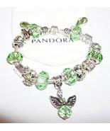 Gorgeous in Green Angel  Jared Pandora Bracelet - $125.00