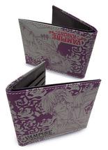 Vampire Knight: Zero and Kaname Purple Wallet GE2456 NEW! - $19.99
