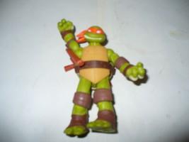 """Teenage Mutant Ninja Turtles TMNT 4.5"""" Figure Rafael Playmates 2012 Viac... - $3.73"""